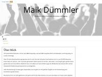 Maik Dümmler - Moderator und mobile Diskothek