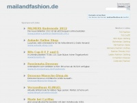 mailandfashion.de