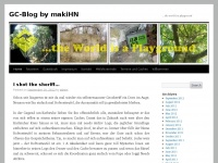 GC-Blog by makiHN   …the world is a playground