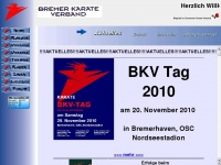 bkv-karate.de Thumbnail