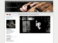 Homepage des Jazz-Pianisten - Manuel Krass