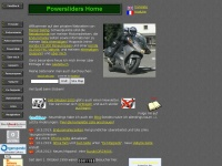 Powersliders Webseiten