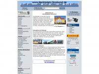 Herzlich willkommen auf dem virtuellen Marktplatz von Stralsund