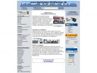 Herzlich willkommen auf dem virtuellen Marktplatz von Wildflecken