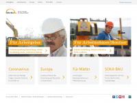 Soka-bau.de - SOKA-BAU: Service und Vorsorge für die Bauwirtschaft