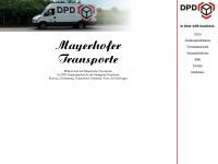 mayerhofer-transporte.de