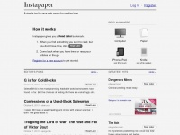 instapaper.com
