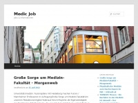 Medic Job | Jobs & Informationen