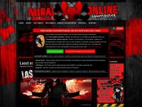 Mirai-Online | shiroishasen | RPG Maker Projectlog Material Animation