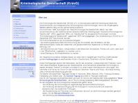 Aktuelles | Kriminologische Gesellschaft (KrimG)