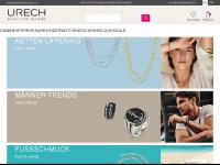 Urech.com - URECH SA - NEUCHATEL - Versandhandel von Uhren und Schmuck