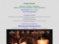 Willkommen bei Frank Heckel !