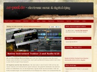 aepool – electronic music & digital djing