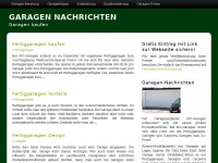 Garagen Nachrichten