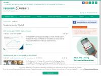 Zeitarbeit - Informationen und aktuelle Nachrichten