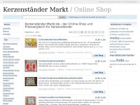 kerzenstaender-markt.de