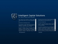 Ics-europe.de - Intelligent Capital Solutions | Your Communications Commodity