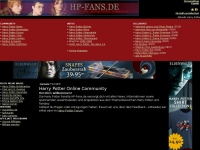 Harry Potter Fansite - Startseite - Harry Potter Online Community