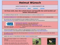 Helmut Wuensch (V: one.com)