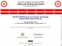 DLFH Ortsverband Mannheim e.V. :: www.krebskranke-kinder.de
