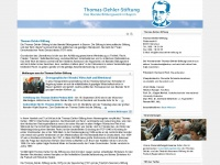 thomas-dehler-stiftung.de
