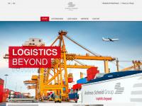 Andreas-schmid.de - Andreas Schmid Logistik AG  / Unternehmen