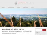 Werbegemeinschaft Dingolfing, Einkaufen in Dingolfing