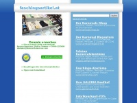 faschingsartikel.at