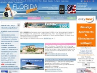 Florida :: Ferienhäuser & Hotels, Restaurants, Werbung, Business, Strände und heiraten in Florida