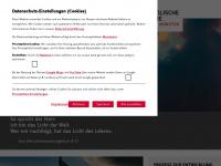 Homepage Bistum Münster