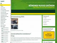 Grüner Kreisverband Wunsiedel: Home