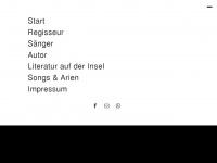 Start - Torsten Krug, Regisseur, Musiker, Autor