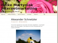 Heike Martyniak Internetmarketing | Geld verdienen im InternetHeike Martyniak Internetmarketing | Geld verdienen im Internet