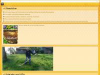 Alvearium der Bienenkorb - der Weg zum Imker - Alvearium der Bienenkorb - der Weg zum Imker