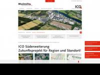 Mainsite - Standortbetreiber ICO und Industrieservices am bayerischen Untermain - Mainsite GmbH & Co.KG - Obernburg / Main