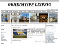 Geheimtipp Leipzig