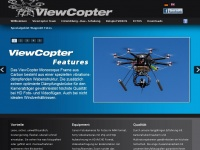 ViewCopter - Innovative aerial photography and video - Willkommen