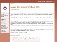 mawi-chemie.de