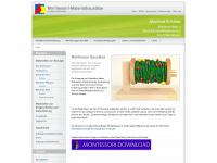 Startseite Montessori Materialbausätze