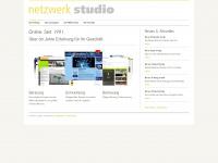 netzwerk studio - Der Anfang