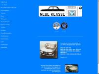 BMW's Neue Klasse