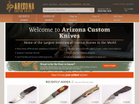 arizonacustomknives.com
