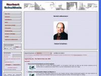 Norbert Schultheis - Startseite