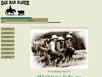 oak-bar-ranch.ch Thumbnail