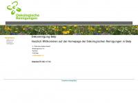 oekoreinigung-belp.ch