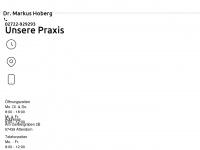 Startseite - Praxis Dr. med. dent. Markus Hoberg | Zahnarzt, Fachzahnarzt für Oralchirurgie | 57439 Attendorn | Telefon:02722-929293
