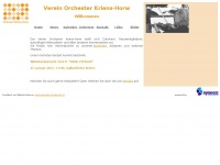 orchester-kh.ch Thumbnail
