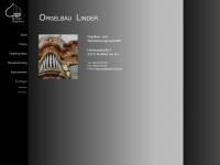 orgelbau-linder.de