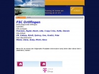 Meine Homepage - FSC Ortlfingen