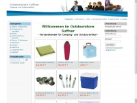 Outdoorstore S&amp;W, Camping- und Outdoorartikel